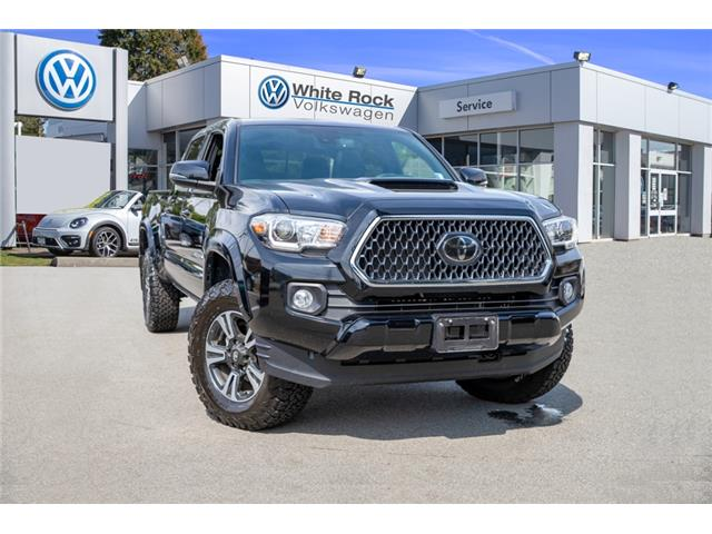 2018 Toyota Tacoma SR5 (Stk: VW0952) in Vancouver - Image 1 of 29