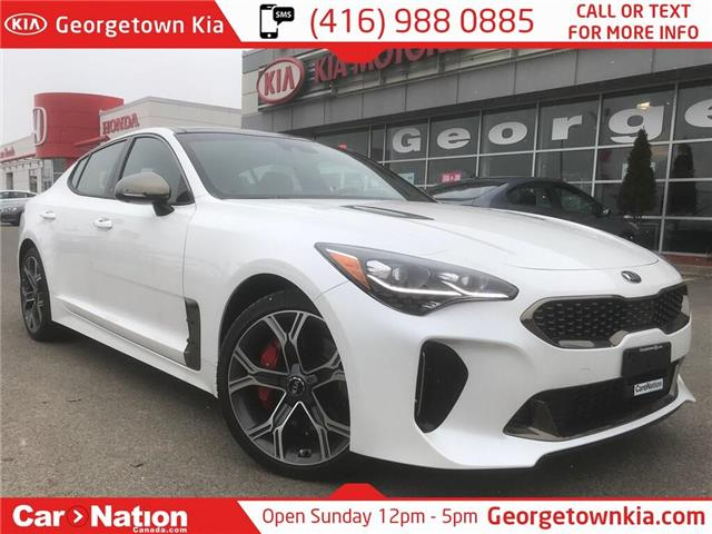 2019 Kia Stinger GT LIMITED | DEMO | SAVE $$$ | RED INTERIOR | (Stk: NOUDEMOSTGT) in Georgetown - Image 1 of 31