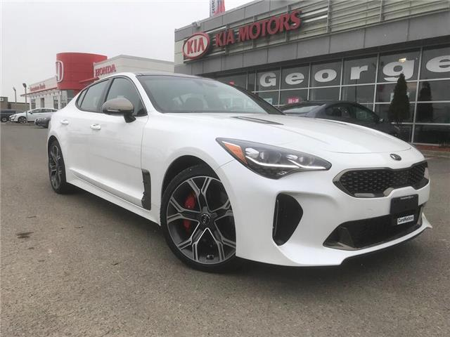2019 Kia Stinger GT LIMITED | DEMO | SAVE $$$ | RED INTERIOR | (Stk: NOUDEMOSTGT) in Georgetown - Image 2 of 31