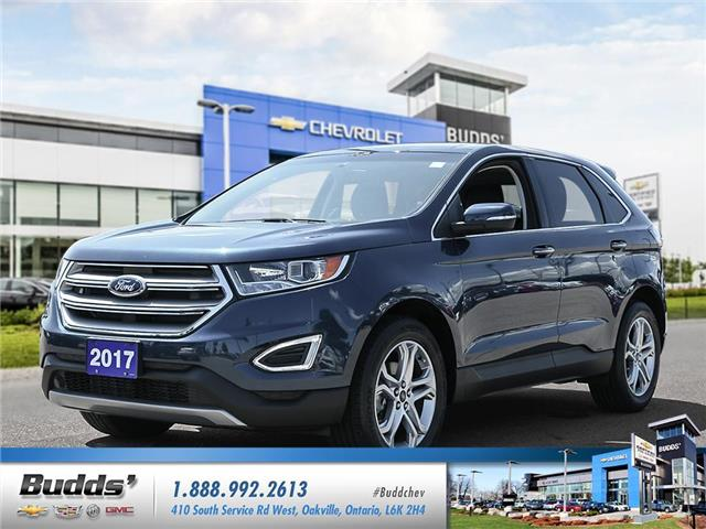 2017 Ford Edge Titanium (Stk: R1408AA) in Oakville - Image 1 of 25
