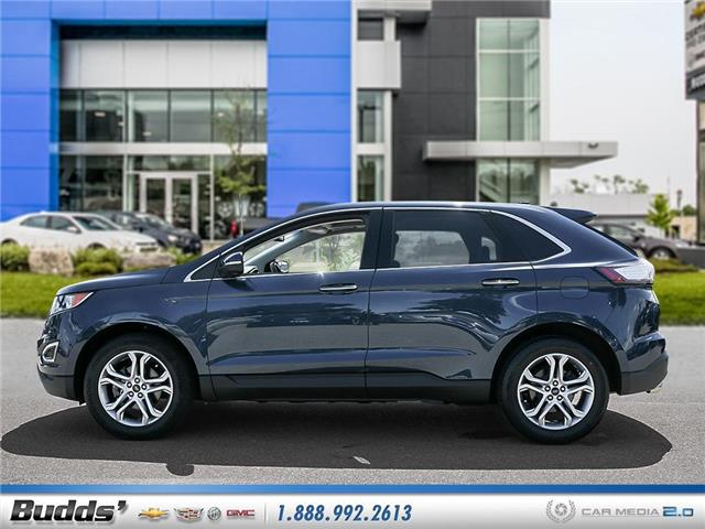 2017 Ford Edge Titanium (Stk: R1408AA) in Oakville - Image 2 of 25