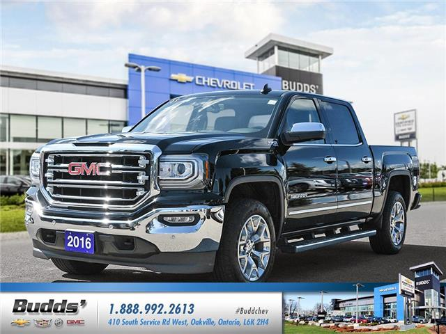 2016 GMC Sierra 1500 SLT (Stk: SR9038A) in Oakville - Image 1 of 25