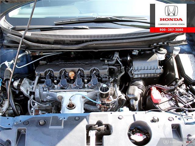2015 Honda Civic EX (Stk: 20066A) in Cambridge - Image 8 of 27
