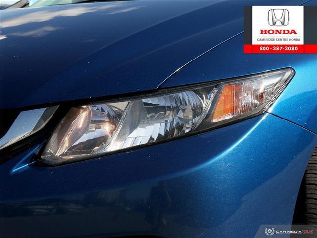 2015 Honda Civic EX (Stk: 20066A) in Cambridge - Image 10 of 27