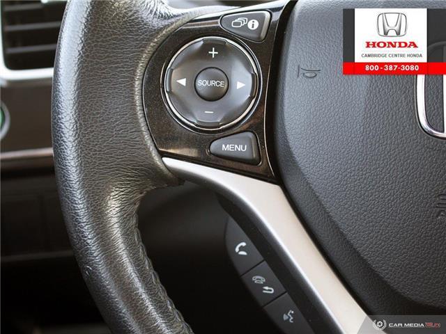 2015 Honda Civic EX (Stk: 20066A) in Cambridge - Image 18 of 27