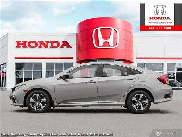 2019 Honda Civic LX (Stk: 20152) in Cambridge - Image 3 of 24