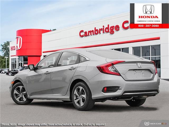 2019 Honda Civic LX (Stk: 20152) in Cambridge - Image 4 of 24