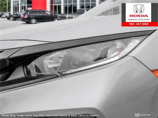 2019 Honda Civic LX (Stk: 20156) in Cambridge - Image 10 of 24