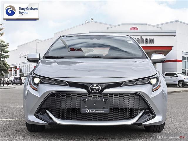 2019 Toyota Corolla Hatchback Base (Stk: U9140) in Ottawa - Image 2 of 29
