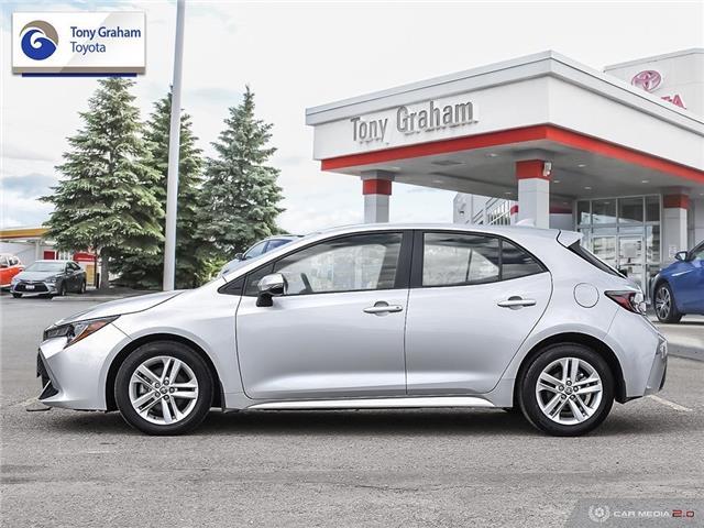 2019 Toyota Corolla Hatchback Base (Stk: U9140) in Ottawa - Image 3 of 29