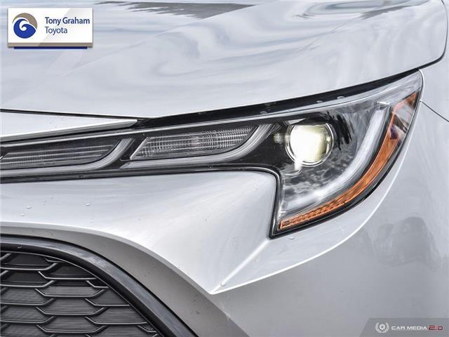 2019 Toyota Corolla Hatchback Base (Stk: U9140) in Ottawa - Image 10 of 29