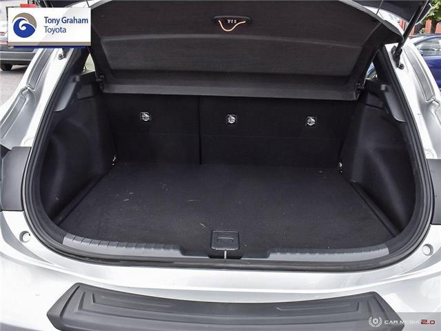 2019 Toyota Corolla Hatchback Base (Stk: U9140) in Ottawa - Image 11 of 29