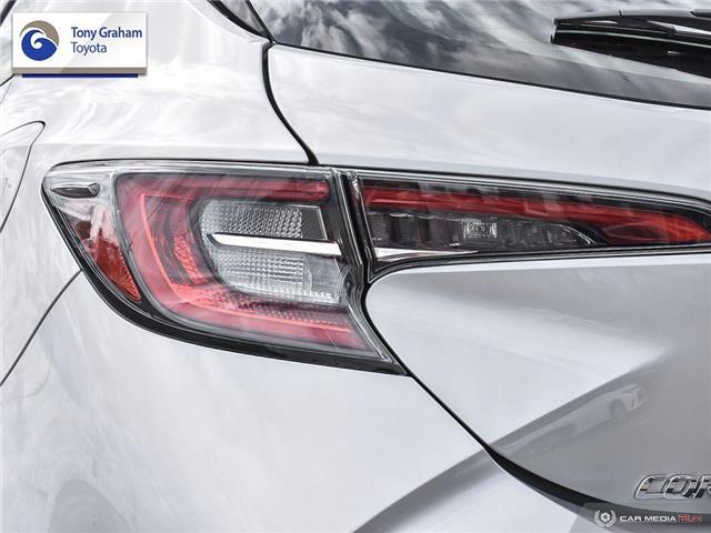 2019 Toyota Corolla Hatchback Base (Stk: U9140) in Ottawa - Image 12 of 29