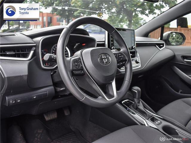 2019 Toyota Corolla Hatchback Base (Stk: U9140) in Ottawa - Image 13 of 29