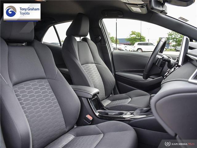 2019 Toyota Corolla Hatchback Base (Stk: U9140) in Ottawa - Image 25 of 29
