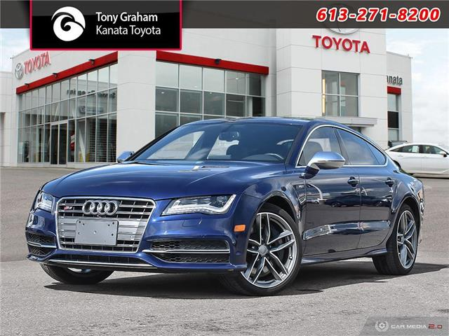 2015 Audi S7 4.0T (Stk: B2877) in Ottawa - Image 1 of 30