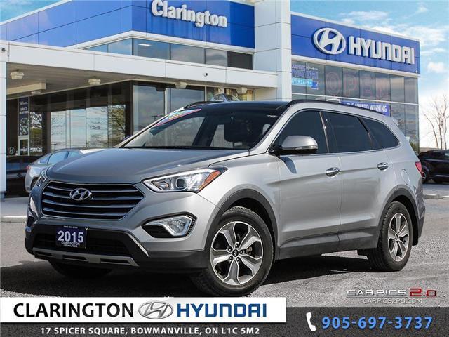 2015 Hyundai Santa Fe XL Luxury (Stk: U918) in Clarington - Image 1 of 27