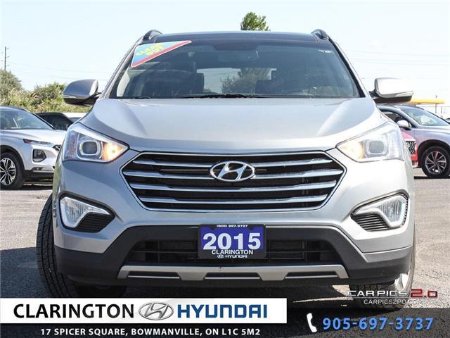 2015 Hyundai Santa Fe XL Luxury (Stk: U918) in Clarington - Image 2 of 27