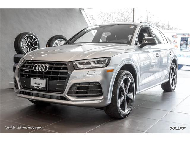 2019 Audi Q5 45 Progressiv (Stk: A11922) in Newmarket - Image 1 of 22