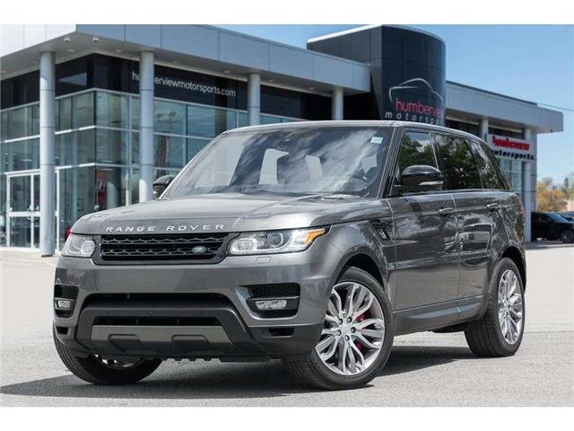 2016 Land Rover Range Rover Sport V8 Supercharged (Stk: 19HMS478) in Mississauga - Image 1 of 23