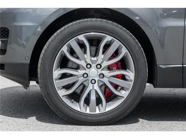 2016 Land Rover Range Rover Sport V8 Supercharged (Stk: 19HMS478) in Mississauga - Image 4 of 23