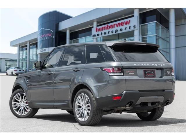 2016 Land Rover Range Rover Sport V8 Supercharged (Stk: 19HMS478) in Mississauga - Image 5 of 23