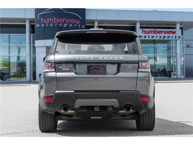 2016 Land Rover Range Rover Sport V8 Supercharged (Stk: 19HMS478) in Mississauga - Image 6 of 23