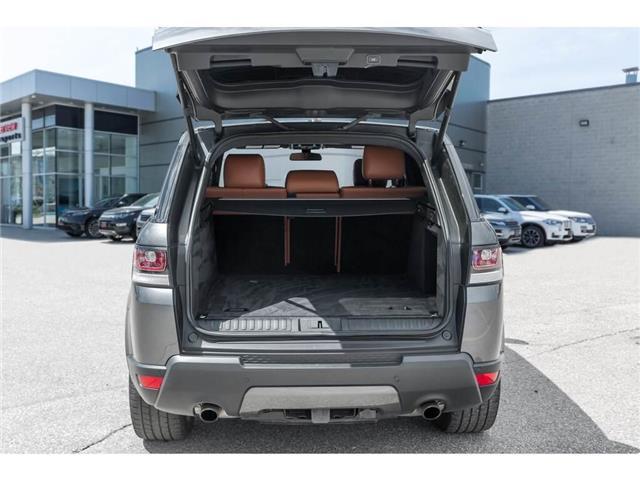 2016 Land Rover Range Rover Sport V8 Supercharged (Stk: 19HMS478) in Mississauga - Image 7 of 23