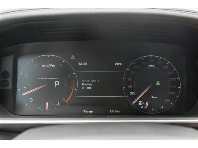 2016 Land Rover Range Rover Sport V8 Supercharged (Stk: 19HMS478) in Mississauga - Image 10 of 23