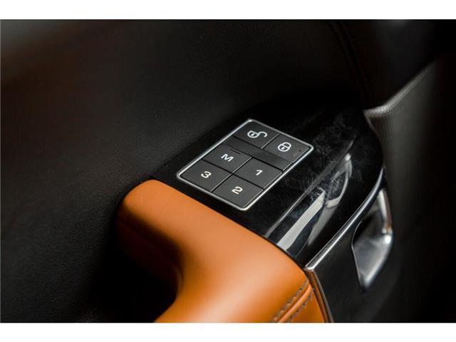 2016 Land Rover Range Rover Sport V8 Supercharged (Stk: 19HMS478) in Mississauga - Image 13 of 23