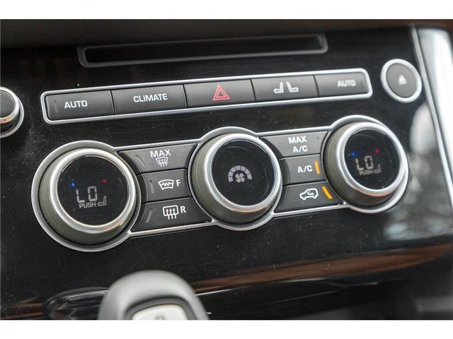 2016 Land Rover Range Rover Sport V8 Supercharged (Stk: 19HMS478) in Mississauga - Image 16 of 23