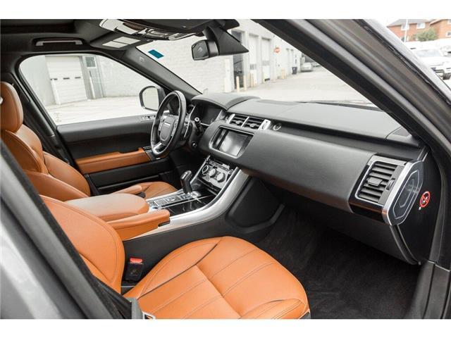 2016 Land Rover Range Rover Sport V8 Supercharged (Stk: 19HMS478) in Mississauga - Image 19 of 23