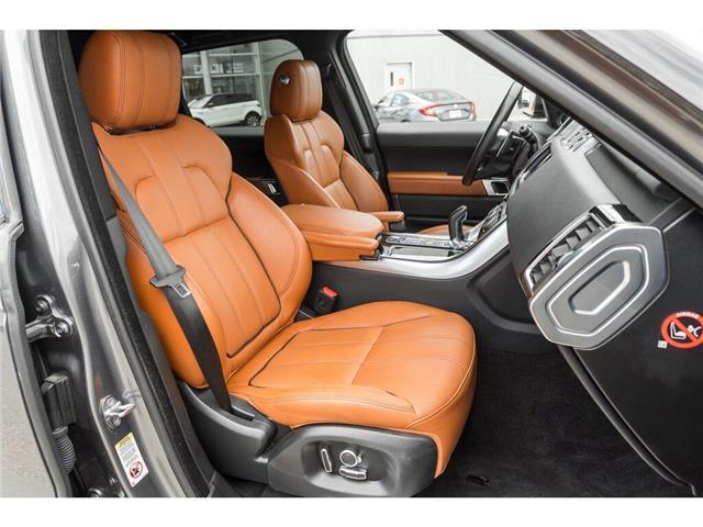 2016 Land Rover Range Rover Sport V8 Supercharged (Stk: 19HMS478) in Mississauga - Image 20 of 23