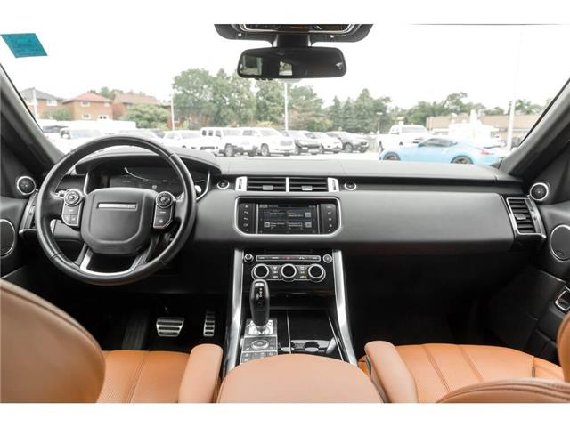 2016 Land Rover Range Rover Sport V8 Supercharged (Stk: 19HMS478) in Mississauga - Image 22 of 23