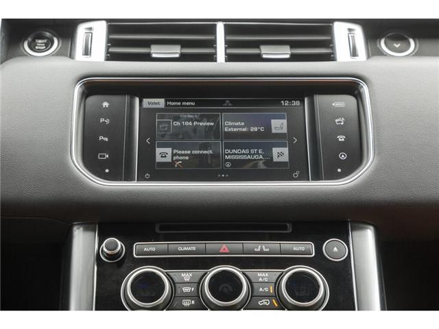 2016 Land Rover Range Rover Sport V8 Supercharged (Stk: 19HMS478) in Mississauga - Image 23 of 23