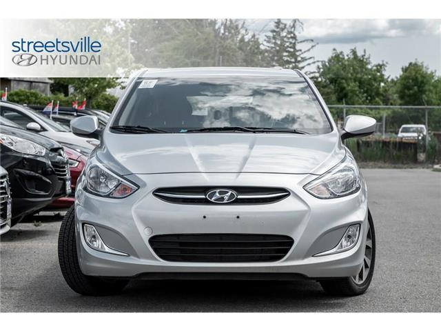 2017 Hyundai Accent  (Stk: P0714) in Mississauga - Image 2 of 18