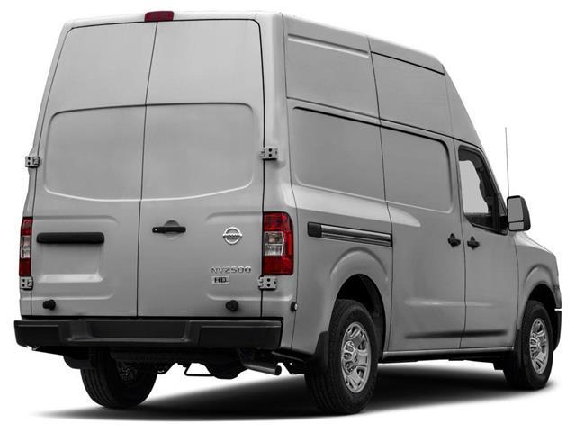 2017 Nissan NV Cargo NV3500 HD SV V8 (Stk: M17NV202) in Maple - Image 3 of 9