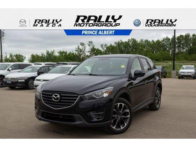 2016 Mazda CX-5 GT (Stk: V695) in Prince Albert - Image 1 of 11