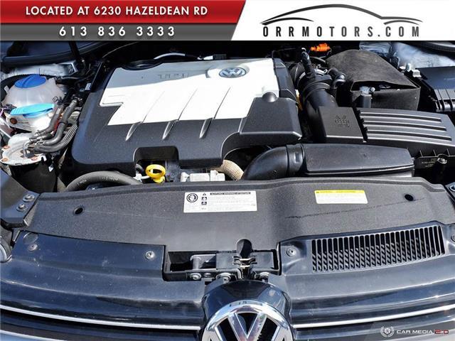 2014 Volkswagen Golf 2.0 TDI Comfortline (Stk: 5850) in Stittsville - Image 7 of 27