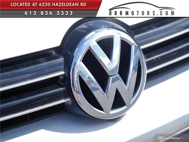2014 Volkswagen Golf 2.0 TDI Comfortline (Stk: 5850) in Stittsville - Image 8 of 27
