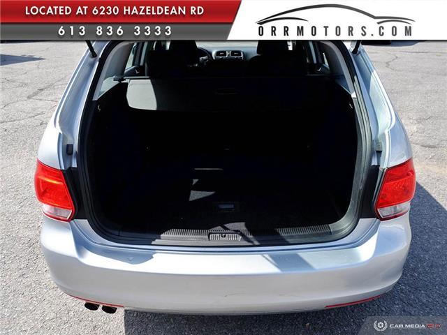 2014 Volkswagen Golf 2.0 TDI Comfortline (Stk: 5850) in Stittsville - Image 10 of 27