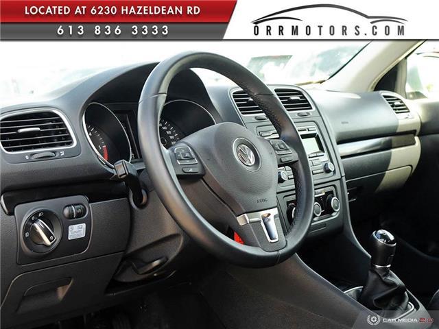2014 Volkswagen Golf 2.0 TDI Comfortline (Stk: 5850) in Stittsville - Image 12 of 27
