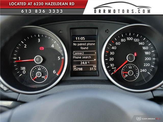 2014 Volkswagen Golf 2.0 TDI Comfortline (Stk: 5850) in Stittsville - Image 14 of 27