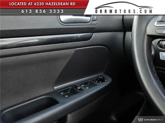 2014 Volkswagen Golf 2.0 TDI Comfortline (Stk: 5850) in Stittsville - Image 16 of 27