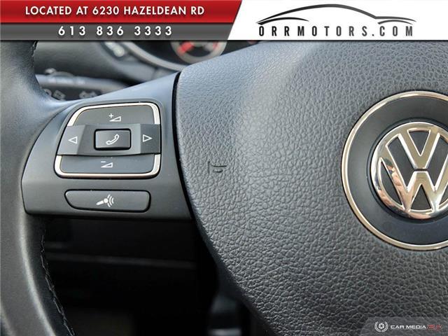 2014 Volkswagen Golf 2.0 TDI Comfortline (Stk: 5850) in Stittsville - Image 17 of 27