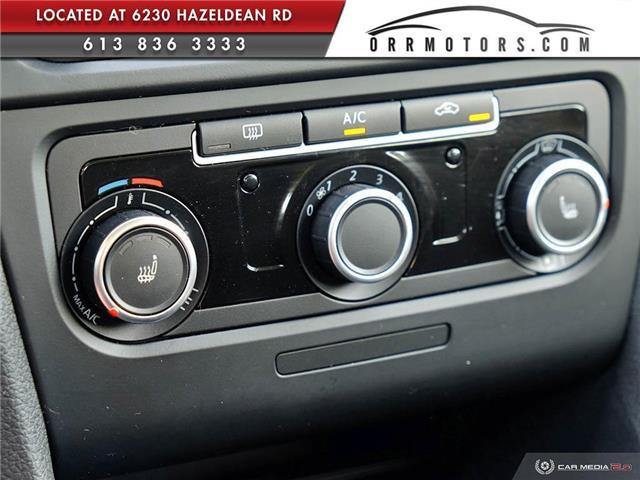 2014 Volkswagen Golf 2.0 TDI Comfortline (Stk: 5850) in Stittsville - Image 21 of 27