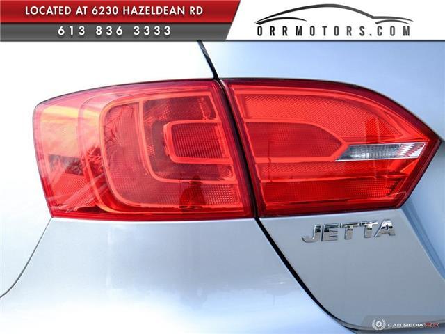 2012 Volkswagen Jetta 2.0 TDI Comfortline (Stk: 5711) in Stittsville - Image 10 of 27