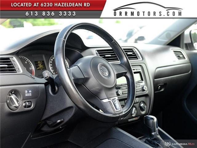 2012 Volkswagen Jetta 2.0 TDI Comfortline (Stk: 5711) in Stittsville - Image 11 of 27