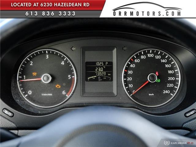2012 Volkswagen Jetta 2.0 TDI Comfortline (Stk: 5711) in Stittsville - Image 13 of 27