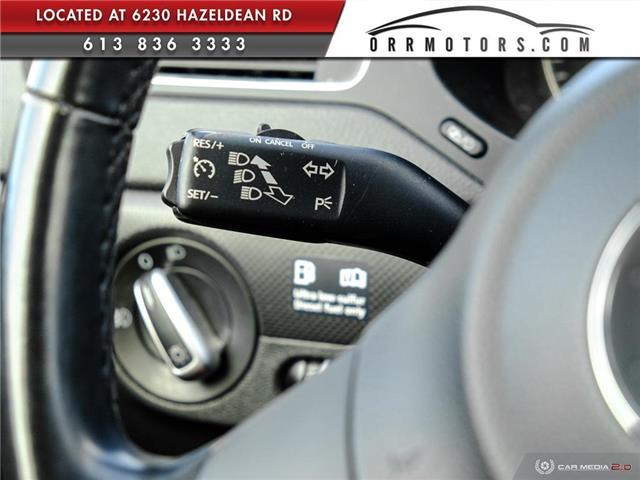 2012 Volkswagen Jetta 2.0 TDI Comfortline (Stk: 5711) in Stittsville - Image 14 of 27